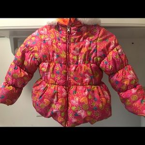 Girls Pacific Trail Winter Coat